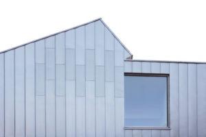 Eine Fassade der Eifeler Dachprofis